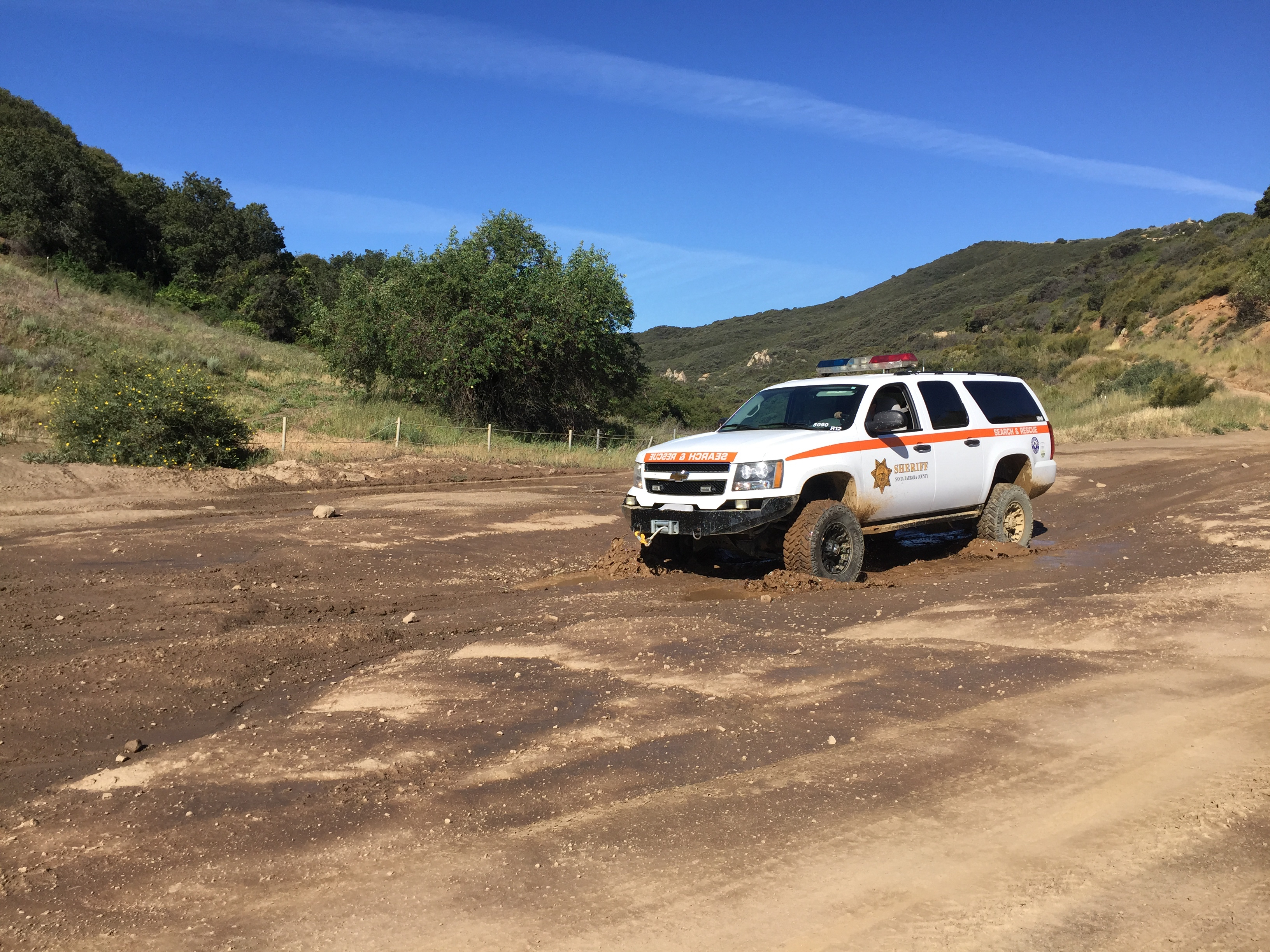 Off-Road Operations