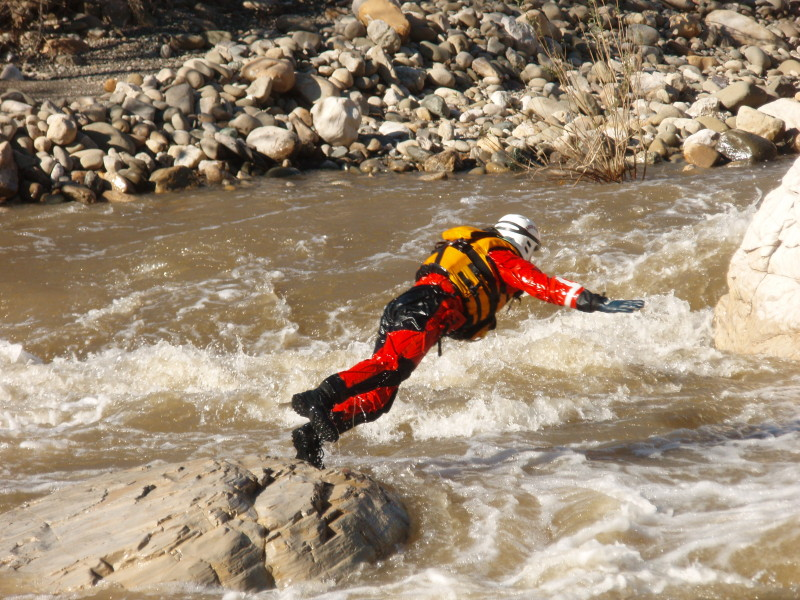 Swiftwater & Flood Rescue
